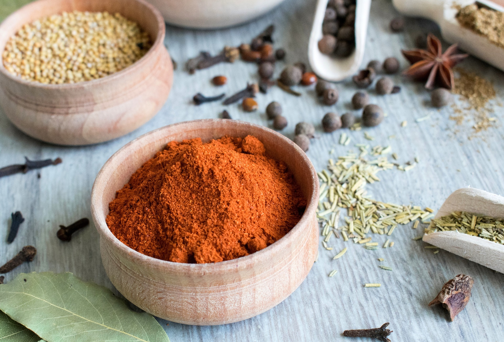 Spices Herbs Seeds