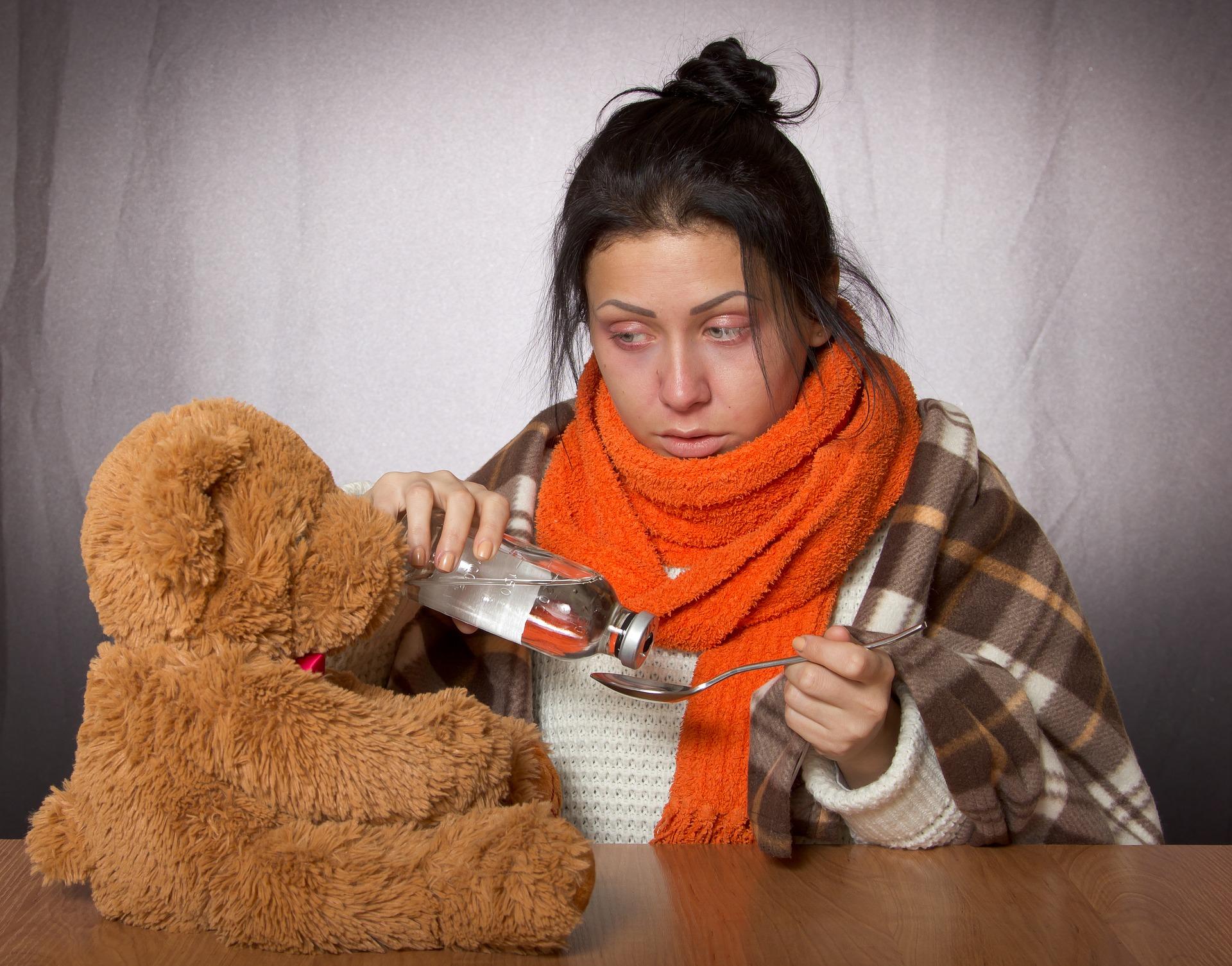 Boost Immune System from Flu