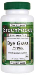 RYE GRASS POLLEN