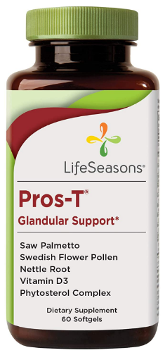 Pros-T Prostate Supplement